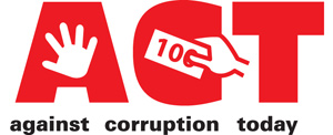 UN International Anti-Corruption Day, 9 December, 2012, Theme: Act Against Corruption Today