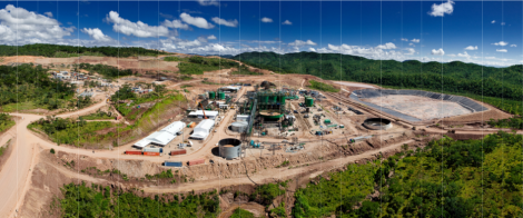Kayelekera Uranium Mine, Karonga, Malawi (Credit: Paladin Energy Ltd)