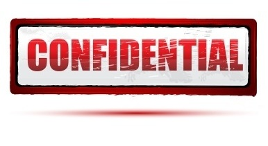 Confidential Banner