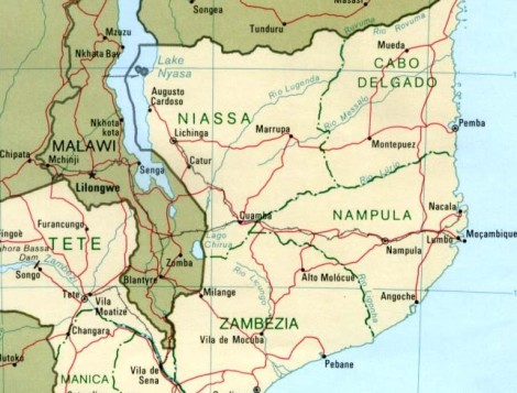 The Malawian and Mozambiquan governments will reaffirm boundaries as both countries embark on geological mapping exercises of mineral resources