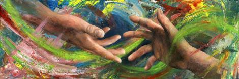 Faith Hope Charity by Don Michael Jnr