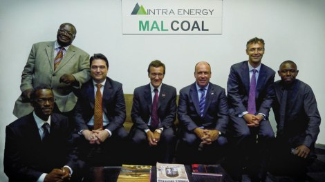 Intra Energy Corporation subsidiary Malcoal (Courtesy of Intra Energy)