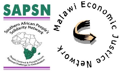 Southern Africa Peoples Solidarity Network and Malawi Economic Justice Network
