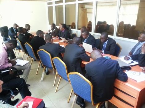 RDF Malawi Sierra Leone Visit