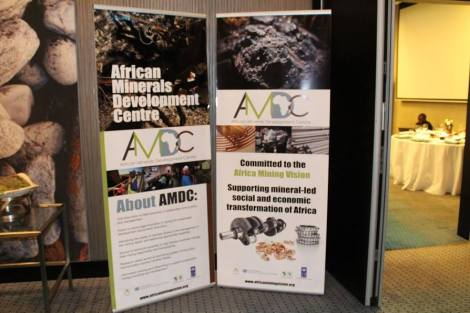 Launch of African Minerals Development Centre, Maputo, 16 December 2013 (Courtesy of UNECA Facebook Page)