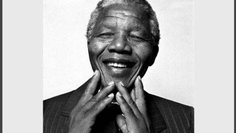 Nelson Rolihlahla Mandela (18 July 1918 – 5 December 2013) (Courtesy of the Mail and Guardian, South Africa)