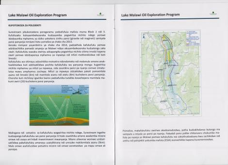 Surestream Petroleum ESIA Handouts (January 2014) (4)