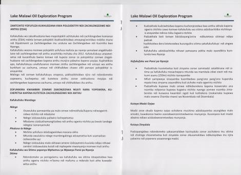 Surestream Petroleum ESIA Handouts (January 2014) (5)