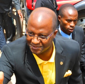 Atupele Muluzi, Minister of Natural Resources, Energy and Mining, and MP for Machinga North East