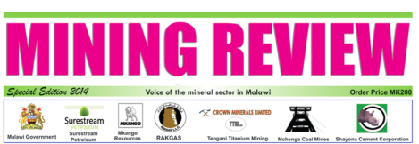 Mining Review Special Edition 2014 (June 2014)