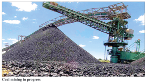 2014-08 Mining Review Photo fo Coal Mining