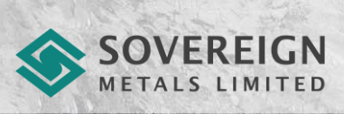 Sovereign Metals Limited Logo