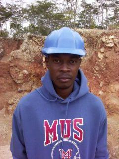 Chikomeni Manda, Small Scale Miner in Mzimba, Malawi