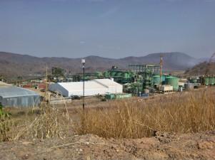 Kayelekera Uranium Mine Processing Plant