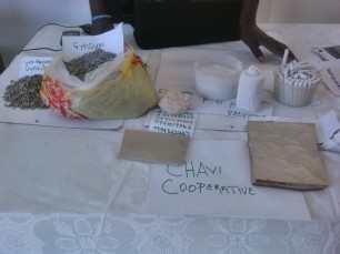Chavi Cooperative produces plaster of paris and chalk from gypsum, extracted in Dowa, Malawi
