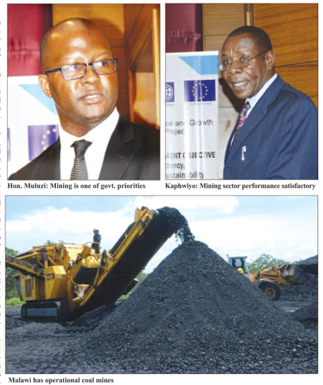 Image taken from page 3 of the Mining Review (January 2015)