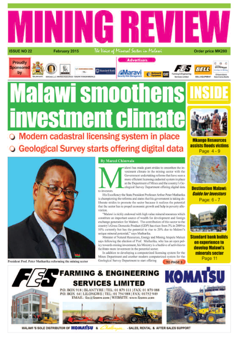 2015-02 Mining Review Cover