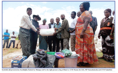 2015-02 Mkango Resources Assists Flood Victims Mining Review