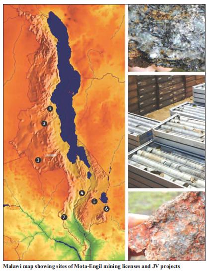 2015-04 Mining Review Mota Engil Mining Licences