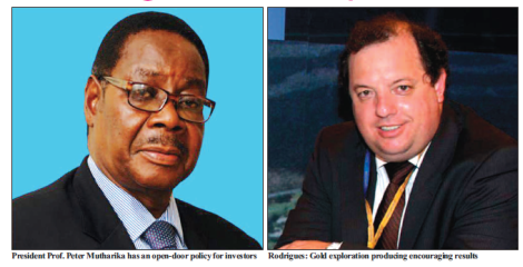 2015-04 Mining Review Mota Engil Peter Mutharika