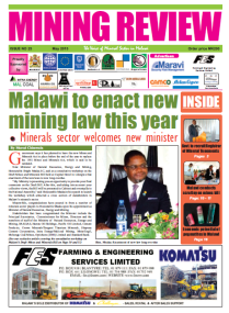 2015-05 Mining Review Front Page