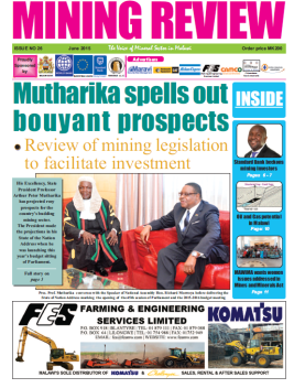 2015-06 Mining Review Cover