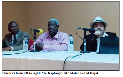 2015-07 Mining Review Debate on Mining Bill, Kaphwiyo, Malunga and Hajat