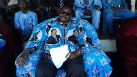 President of Malawi, Arthur Peter Mutharika (Courtesy of Face of Malawi)