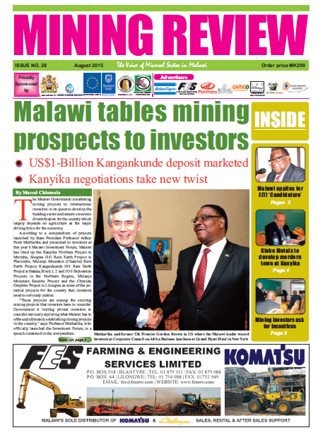 2015-08 Mining Review Cover