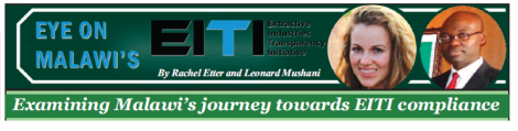 2015-08 Mining Review Eye on Malawi's EITI