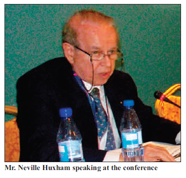 2015-08 Mining Review Neville Huxham