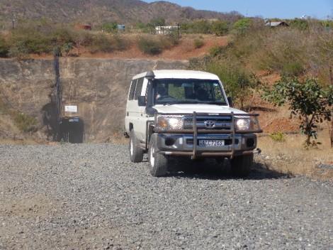 Visit to Munali Nickel Mine, Zambia