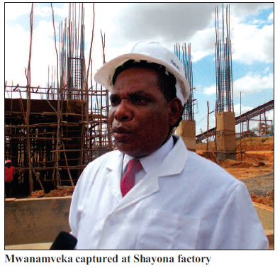 2015-09 Malawi Mining and Trade Review Mwanamveka