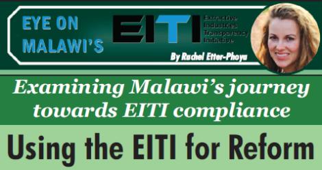 2015-10 Eye on Malawi's EITI