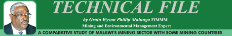2015-10 Mining & Trade Review Technical File Grain Malunga Comparative Study