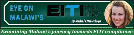 2015-11 Mining and Trade Review Eye on Malawi's EITI Rachel Etter-Phoya