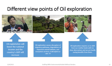 2015 Godfrey Mfiti Is Oil Drilling in Lake Malawi Sustainable Dev Slide 12