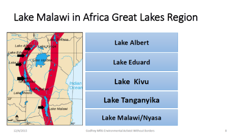 2015 Godfrey Mfiti Is Oil Drilling in Lake Malawi Sustainable Dev Slide 8