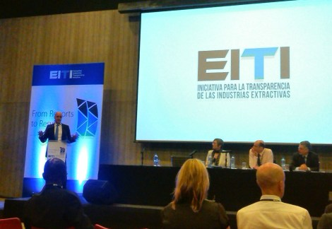 Fredrik Reinfeldt New Chair of EITI Board and former Swedish Prime Minister