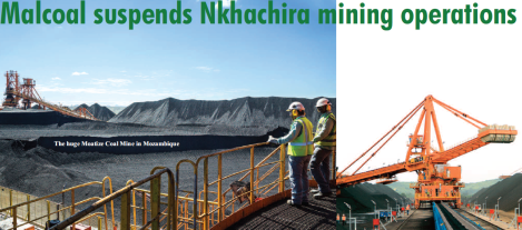 2016-03 Mining & Trade Review Intra Energy Malcoal Nkhachira Coal Mine Malawi