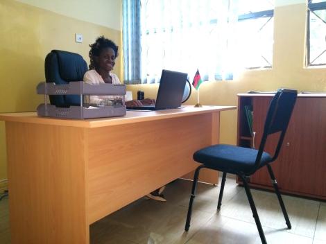 Josephine Muruwesi, Managing Director of Akatswiri Mineral Resources