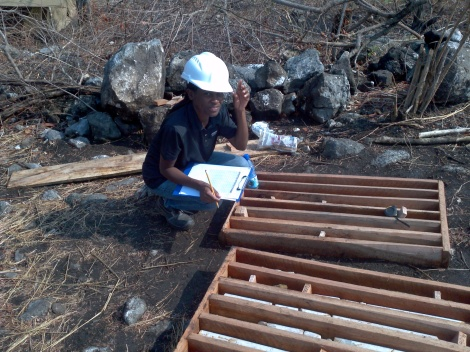 Josephine Muruwesi, Geologist and Managing Director of Akatswiri Mineral Resources