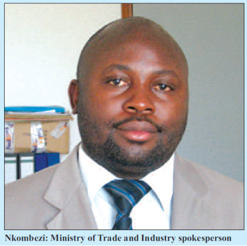 2016-03 Mining & Trade Review Malawi Ministry of Industry and Trade Nkombezi