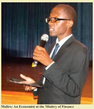 2016-04 Mining & Trade Review Malawi Fredrick Maliro