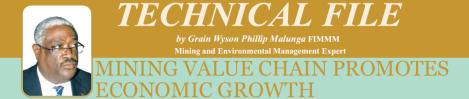 2016-04 Mining & Trade Review Malawi Grain Malunga Technical File