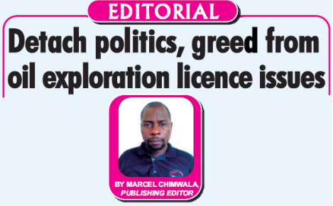 2016-04 Mining & Trade Review Marcel Chimwala Editorial Oil Malawi
