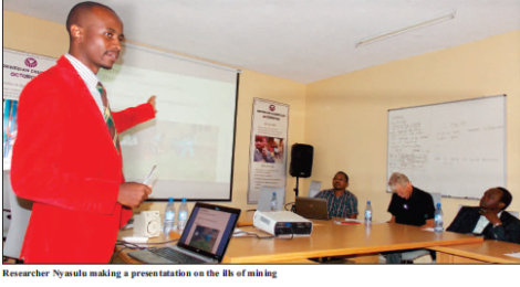 2016-06 Mining Review Presentation on NCA work in Mining Communities