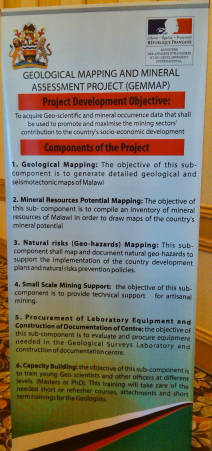 Geological Mapping and Mineral Assessment Project GEMMAP