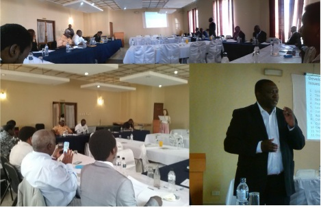 Malawi Extractive Industries Transparency Initiative Multi-Stakeholder Group meets to plan road map for beneficial ownership disclosure (2 September 2016)