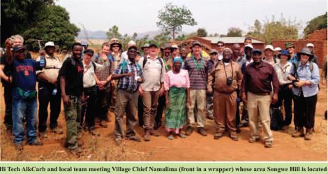 2016-11-malawi-mining-trade-review-ree-songwe-hill-mkango-with-chief-namalima
